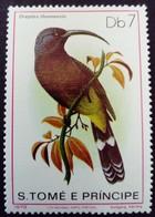 Sao Tome Et Principe 1979 Animal Oiseau Bird Yvert 559 ** MNH - São Tomé Und Príncipe