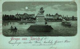 Gruss Aus Zurich. Suiza Switzerland Suisse Schweiz - ZH Zurich