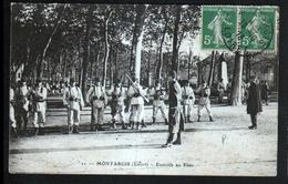 45, MONTARGIS, Exercices Au Patis - Montargis