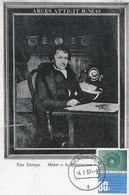 D37518 CARTE MAXIMUM CARD FD 1994 NETHERLANDS - PLANETARIUM EISE EISINGA FRANEKER CP REPROCARD - Astronomie