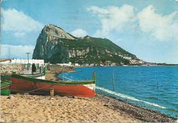 EL PENON DE GIBRALTAR.  (scan Verso) - Gibraltar