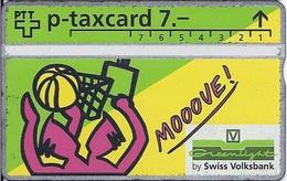 SWITZERLAND -  Schweizerische Volksbank - Moove! BASKETBALL - - Switzerland