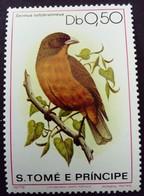 Sao Tome Et Principe 1979 Animal Oiseau Bird Yvert 556 ** MNH - São Tomé Und Príncipe
