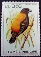 Sao Tome Et Principe 1979 Animal Oiseau Bird Yvert 557 ** MNH - São Tomé Und Príncipe