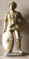 MONDOSORPRESA, (SLDN°113) KINDER FERRERO, SOLDATINI IN METALLO UNNI 4 K95 N110 - Figurines En Métal