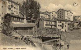 Finhaut. Suiza Switzerland Suisse Schweiz - VS Valais