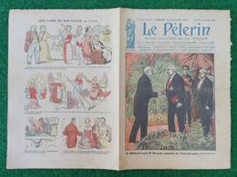 Revue Illustrée Le Pèlerin - Octobre 1923 - Les Armées Turques Font Leur Entrée Solennelle à Constantinople - Journaux - Quotidiens