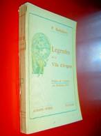 Légendes De La Ville D' Avignon  P. Barthélemy  1902 Aubanel Frères éditeurs - 1901-1940