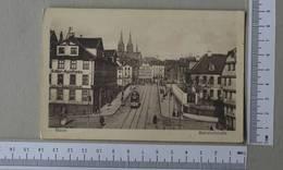 SWITZERLAND - BAHNHOTSTRABE -  BASEL -   2 SCANS    - (Nº29683) - BS Basle-Town