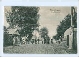 U75756/ Skalmierzyce Grenze Ostpreußen AK 1917 - Ostpreussen