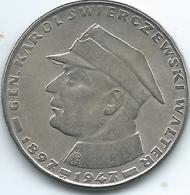 Poland - 10 Zlotych - 1967 - 20th Anniversary Of The Death Of General Karol Świerczewski - KMY58 - Poland