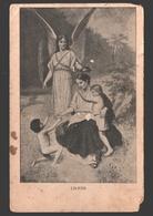 Image Pieuse - Engel / Angel - Liefde - Illustratie - Single Back - Anges