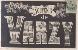 Souvenir De Varzy  1906 - Clamecy