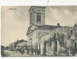 Hattonville   Guerre 1914/ 17 - Francia