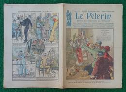 Revue Illustrée Le Pèlerin - Novembre 1923 - Exhumation De L'ancien Carillon De La Basilique De Bethléem - Journaux - Quotidiens