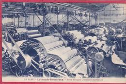 CPA 81 LABASTIDE ROUAIROUX Usine Bourguet Intérieur De Filature ( Textile  C/ MAZAMET - France