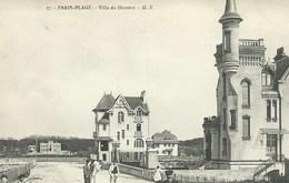Le Touquet - Paris Plage - Villa Du Docteur - Le Touquet