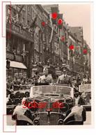 AK Adolf Hitler, Die Historische Begegnung Am 18. Juni 1940 In München,  Fahrt Durch Die Stadt, Propaganda - Guerre 1939-45
