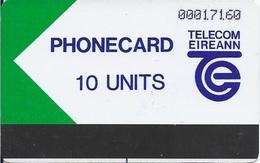 IRELAND - Autelca Trial Card - Ireland