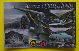 Cartolina Colle Di Tenda 1935 - Unclassified