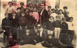 Postcard Photo - Dobruja Or Dobrudja,Romania And Bulgaria,Bitola. Macedonia ????Anonymous Persons - Anonymous Persons