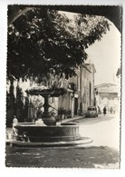 CABASSE (83) - La Fontaine - Frankreich