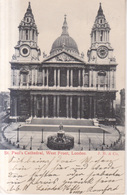 St Paul's Cathedral  1903 - St. Paul's Cathedral