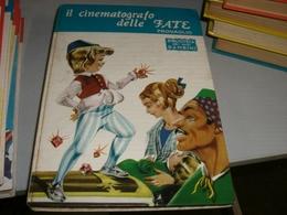 LIBRO IL CINEMATOGRAFO DELLE FATE 1959 EDIZIONI SALANI - Novelle, Racconti