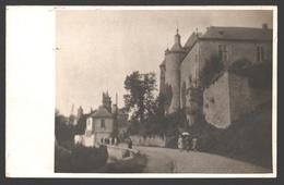 Originele Fotokaart / Photo Card - Te Identificeren / To Identify - Kasteel / Château / Castle - Cartes Postales