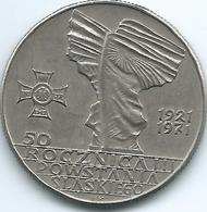 Poland - 10 Zlotych - 1971 - 50th Anniversary Of The Third Silesian Uprising - KMY64 - Poland