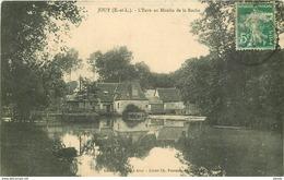 28 JOUY. Moulin De La Roche  1913 - Jouy