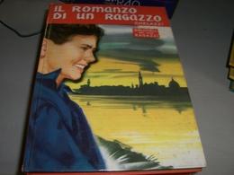 LIBRO IL ROMANZO DI UN RAGAZZO  EDIZIONI SALANI - Novelle, Racconti