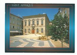 Saint Affrique : Place Hotel De Ville - Saint Affrique