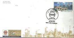 FDC INDIA 2009 - Petróleo