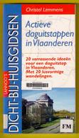 WANDEL-BOEK 20 ACTIEVE DAGUITSTAPPEN 20 Wandelingen In Lusvorm InVlaanderen ©1997 165blz LANNOO Wandelen Wandelaar Z189 - Practical