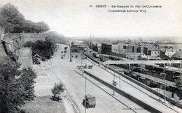 BREST , Les Rampes Du Port De Commerces - Brest