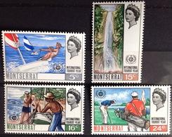 Montserrat 1967 Tourist Year MNH - Montserrat