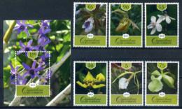 Cuba 2013 / Flowers Orchids MNH Flores Orquídeas Blumen Fleurs / Cu9026  41-19 - Vegetales