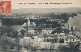 CPA - France - (30) Gard - Pont-Saint-Esprit - Vue Panoramique De La Citadelle - Pont-Saint-Esprit