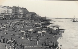 HASTINGS, Sussex, England, 1900-1910's; Carlisle Parade - Hastings