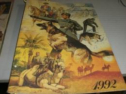 CALENDARIO GUARDIA DI FINANZA 1992 - Calendari