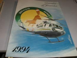 CALENDARIO GUARDIA DI FINANZA 1994 - Calendari