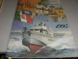 CALENDARIO GUARDIA DI FINANZA 1995 - Calendari