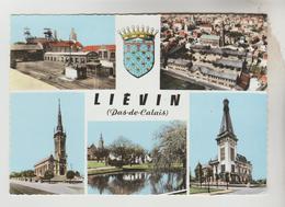 CPSM LIEVIN (Pas De Calais) - 5 Vues - Lievin