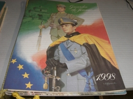 CALENDARIO GUARDIA DI FINANZA 1998 - Calendari