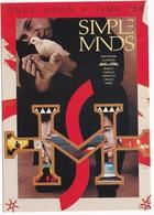 Popmusic: SIMPLE MINDS - Once Upon A Time '86 - Muziek En Musicus