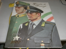 CALENDARIO GUARDIA DI FINANZA 2007 - Calendari