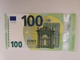 Europa 100 Euro U004H3/UC309 UNC - EURO