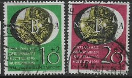 Germany, F.R., 1951, Philatelic Exhibition Used - [7] Federal Republic