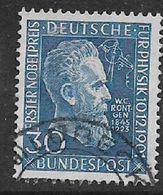 Germany, F.R., 1951, Rontgen Used - [7] Federal Republic